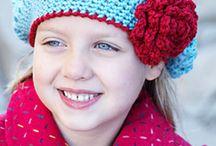 crochet {hats/ear warmers}