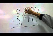 Add / subtract regroup