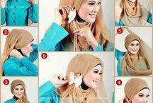 Hijab tutorial / womens_fashion