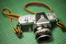 Cameras & Gear / Photos of cameras and photography gear.