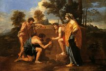 poussin 普桑 法,巴洛克时期,但古典主义