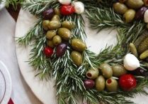 Holiday Festivities / Holiday inspired treats, eats, and decor