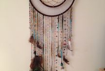 Handmade dream catchers / Handmade dream catchers ideas all shapes and sizes