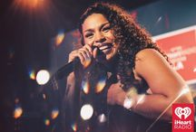 Jordin Sparks: iHeartRadio LIVE / Jordin Sparks gives an exclusive performance on the Honda Stage at the iHeartRadio Theater on June 25, 2015 in LA.  / by iHeartRadio