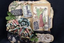 Projects - Spellbinders / by Sherry Cheever