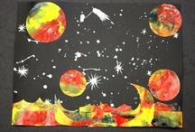 Art: Space / avaruus