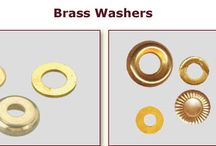 Brass & Copper Washers India /       We offer Brass Washers Copper washers pressed parts pressed Brass components machined washers Deep drawn parts sheet metal parts and components from our state of the art manufacturing unit in Jamnagar India.      We also can offer Bronze Pipe clamps, Brass pipe clamps, bronze grounding clamps, Brass Cup washers, Flat washers and plain washers.