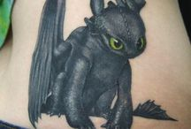 Character Tattoos / Character Tattoos from a wide range. / by Tracey Tova