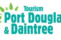 Port Douglas - Tropical Queensland / Described by many as untouched, unspoilt, natural, scenic and adventurous. It is also home to where two World Heritage listed area meet. The Daintree Rainforest and The Great Barrier Reef.