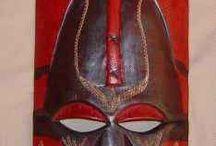 African masks exploration
