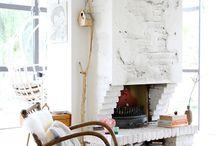 KOMINEK / Fireplace / Realizacje, projekty, inspiracje / Interior inspirations / by Homebook.pl