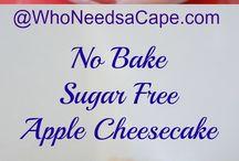 Sugar free pudding