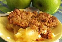 Apple crumble / by Delores Shiner Kauffman