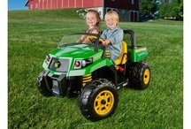 "We ♥ John Deere / Whether you're at home, on the go, walking the dog, or at work, we have a little piece of John Deere heaven for everyone that loves to ""Play in the Dirt"".  / by Blain's Farm & Fleet"