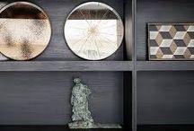 Praktisch en Mooi / Praktische dingen als decoratie gebruiken, tips en ideeën