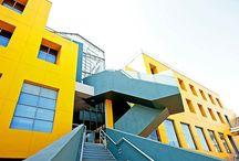Design Studies 1B 2016: Tebogo Maheya / Frank Gehry's architectural designs for postmodern era.