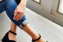 New low heel shoes