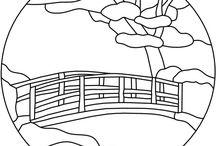 Desenhos/Paisagens