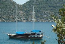 Crociere in caicco in Turchia / lungo la costa Licia nell'area protetta di Kekova a bordo del nuovo Caicco Flower3, 5 ampie cabine e staff disponibile e preparato, tutto compreso. www.flower3.org