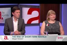Airbnb and Short Term Rentals