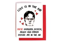 Nerdy Valentine Cards