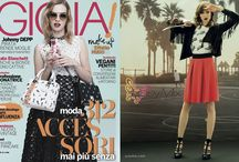 PRESS S/S 2015 / Our press from the season Spring/Summer 2015! www.susymix.com