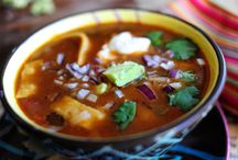 souper duper / soups and stews and chilis. oh, my! / by Jessica Keysa Vance