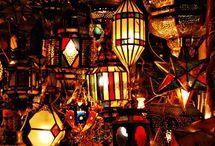 Interior -Morocco & Bohemian