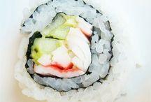 Sushi ♥ / by Melissa Thom
