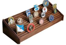 Coin Racks For Challenge Coins