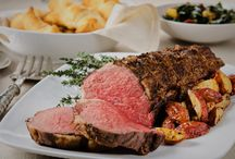 Toast to the Roast / Everything beef roasts: roast beef recipes, tips, and inspiration