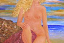 Atelier DenisK / peintures à l'huile présentées par ArtKprod.jimdo.com