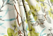 Braemore Fabric / Beautiful Braemore #fabric and inspiration for its use in home #decor.