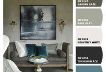 Home Dec Ideas / by Jamie Bienvenu
