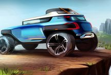 Автомобильный дизайн России