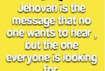 Jw stuff and bible verses