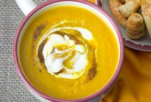 Real Soups / Healthy, hearty and cheap - real soups