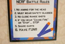 Lippe's Nerf party