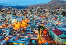 Guanajuato, Mexico! / Guanajuato is one of the most colorful cities in the world!