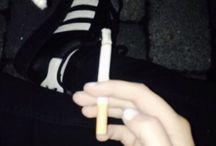 cigarettes || unhealthy beautiful shit