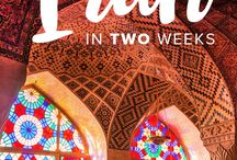 Travel: Iran