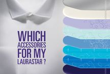 Laurastar accessories / Discover our range of accessories developed by our Swiss engineers and researchers.