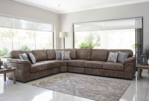 Corner Couches / Our range of corner lounge suites.