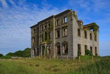 Abandoned Mansions & Structures  / by Karyn Plaud-Rosy