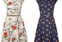 meus vestidos preferidos