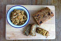 Irma Green's Healthy Snacks & starters / Lovely homemade snacks and starters