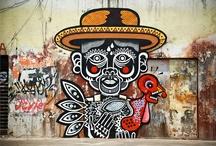 Arte callejero Neuzz / Arte mexicano