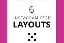 Instagram theme & Tips