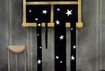 Gece Ve Yıldızlar