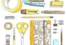 Art & Doodles - Everyday Items
